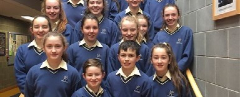 Best Overall School – West Cork Schools Cross Country