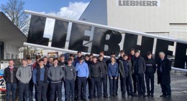 Engineering Week – Fifth Year Trip to Liebherr