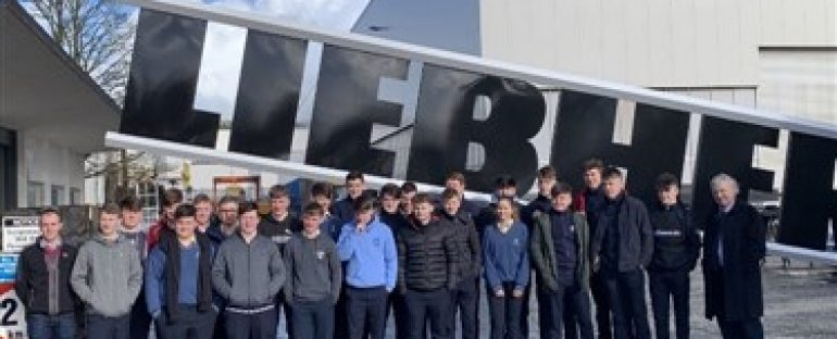 Engineering Week – Fifth Year Trip to Liebherr