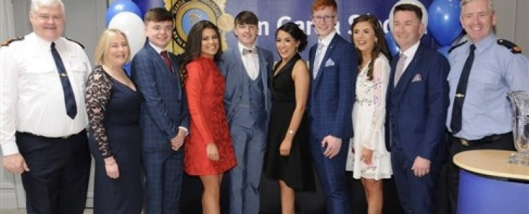 Garda National Youth Award