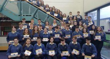 Junior Cert Profiles of Achievement