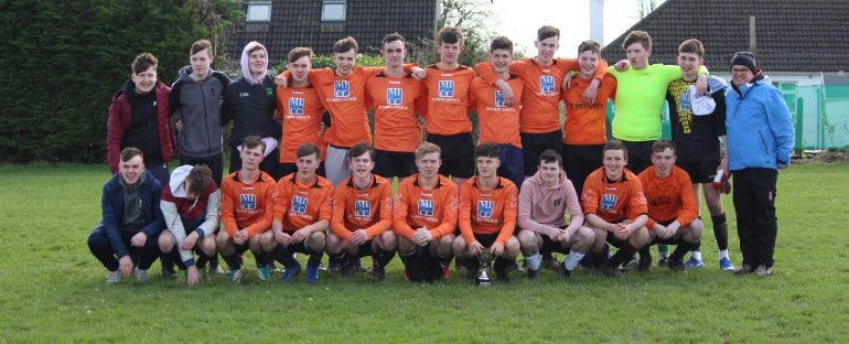 U17 Soccer – Munster Cup Winners