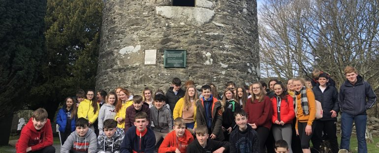 Second Year Geography Trip – Dublin & Wicklow