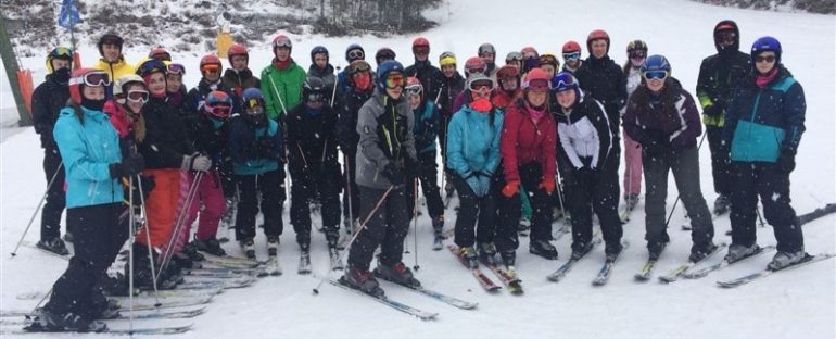 Transition Year Ski Trip to Italy